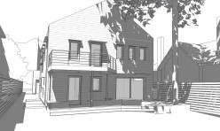 Urban Infill Passive House