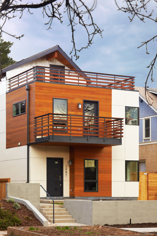 Race Street Duplexes M A N I F O L D Design And Development