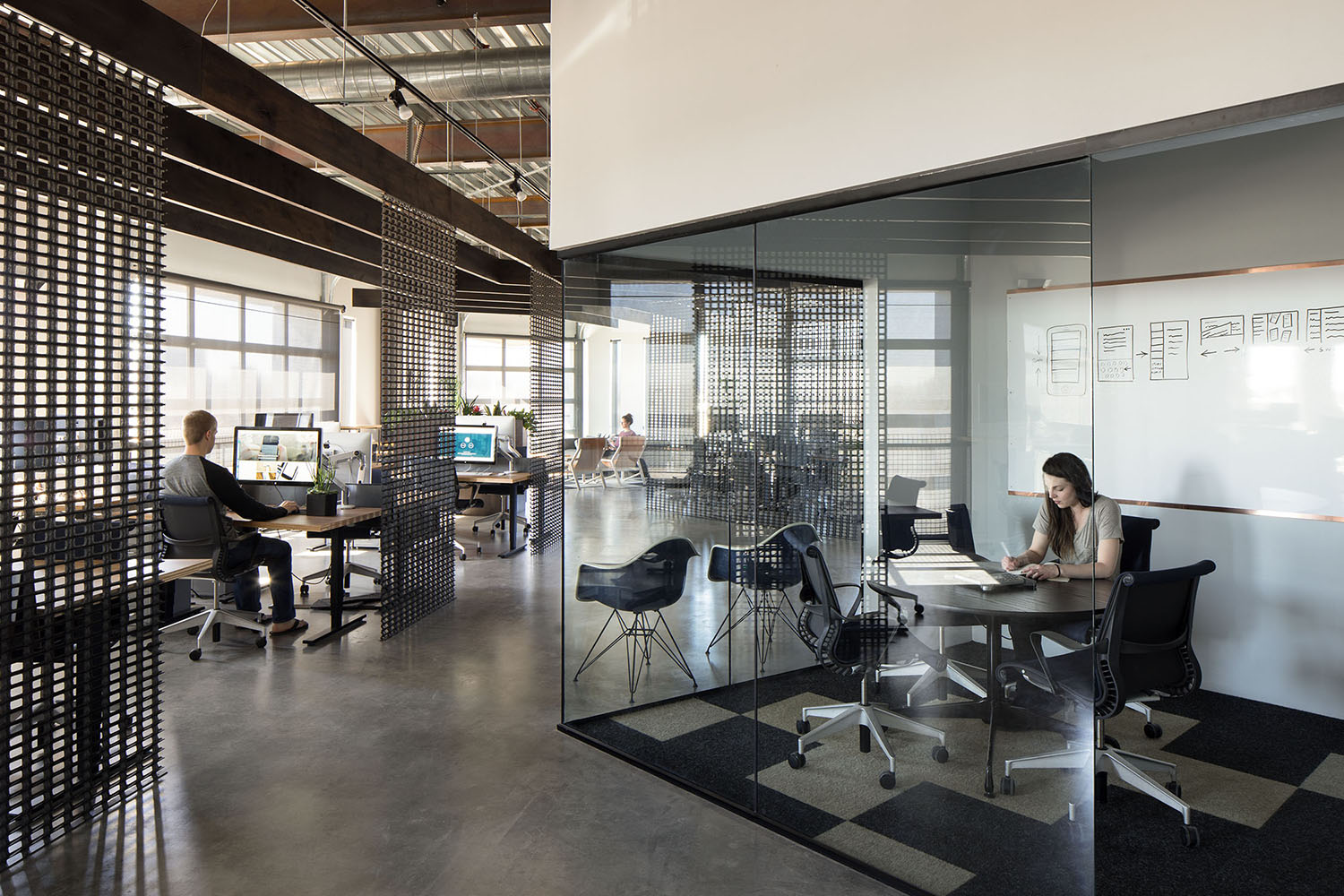 modern office workspace 2
