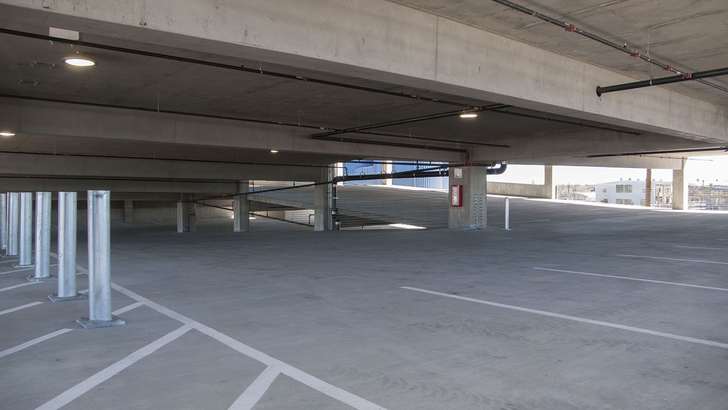Denver Colorado Parking Garage Design-Engineering Site Cast 4